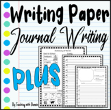 Back to School Journal Writing Grade 2 Templates