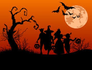 Journal Writing:  Guide Students to Write about Their Halloween Experiences!