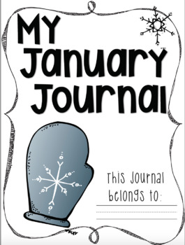 Journal Writing Homework {for the whole 2018-2019 school year!}