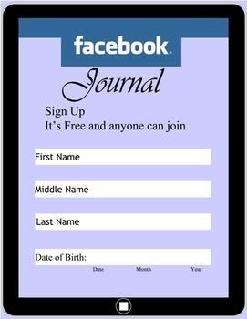 Writing Center - Facebook Journal
