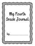 Journal Writing Packet