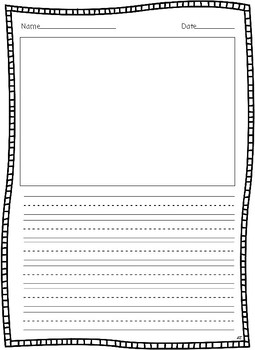 Journal Writing Paper