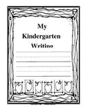 Journal Writing Paper - Kinder