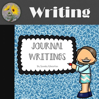 Journal Writing Papers with Prompts