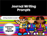 100+ Journal Writing Prompts-No Prep Time Involved!