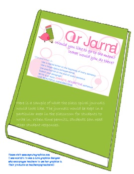 Journal Writing Prompts (Spiral Note Books)