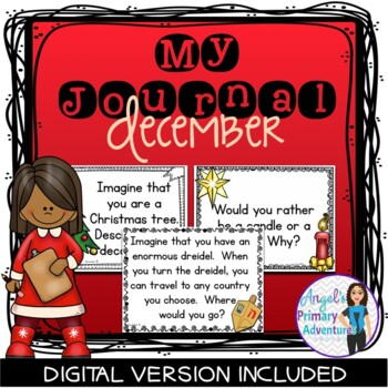 Journal Writing Prompts for December