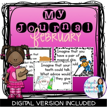 Journal Writing Prompts for February