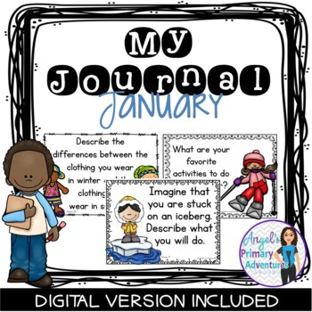 Journal Writing Prompts for January