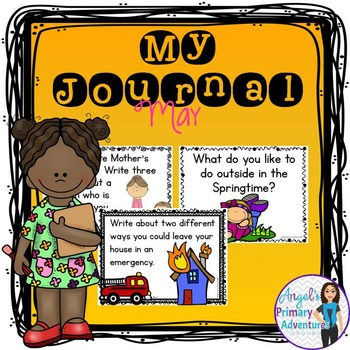 Journal Writing Prompts for May