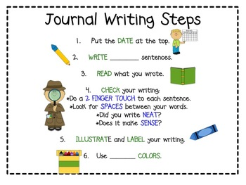 Journal Writing Prompts for the Classroom!
