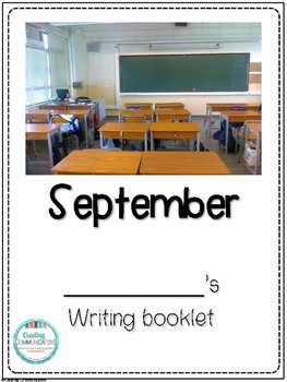 Journal Writing Prompts for the School Year