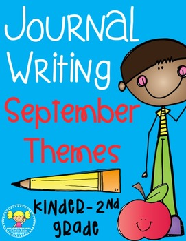 Journal Writing {September Edition}