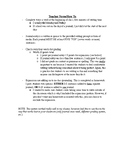 Journal Writing - Sixth Grade Set 4