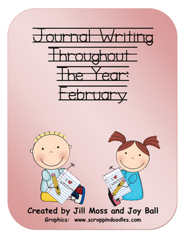 Journal Writing Throughout the Year: February