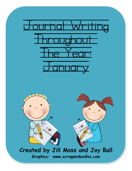 Journal Writing Throughout the Year: January