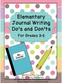 Journal Writing with Prompts