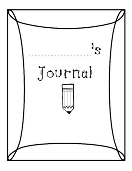 Journal and Gratitude Pages