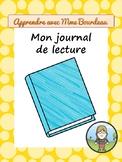 Journal de lecture - Reading log
