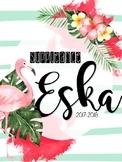 Journal de suppléance ESKA 2017-2018