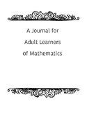 Journal for Adult Learners of Mathematics