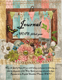 Journal for Prayer and Bible Reading