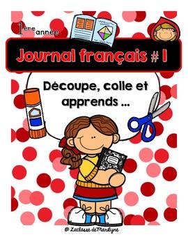 Journal français 1 septembre
