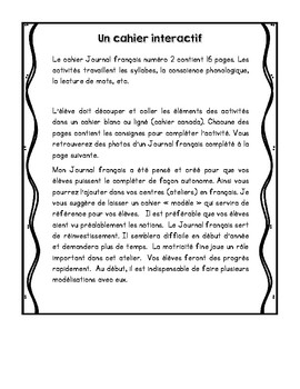 Journal français 2 octobre