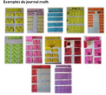 Journal math de janvier à mai