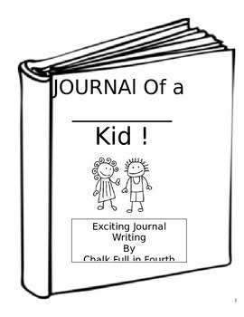 Journal of a ??? Kid