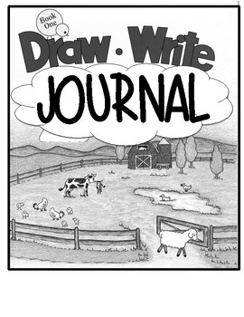 Journal pages To accompany Draw and Write Now series Book 1