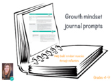 Journal prompts for growth mindset
