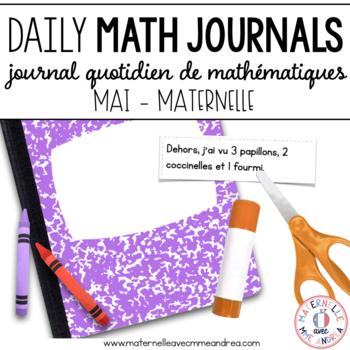 Journal quotidien de maths - MAI (French Math Journal Prom