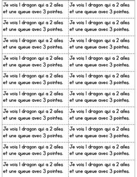 Journal quotidien de maths - février (French Math Journal Prompts) - MATERNELLE
