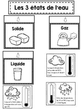 Journal scientifique - L'air et l'eau dans l'environnement - Sciences