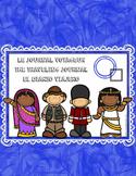 Journal voyageur - Traveling journal - Diario viajero