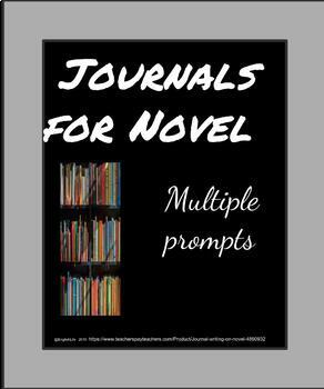 Journal writing on novel