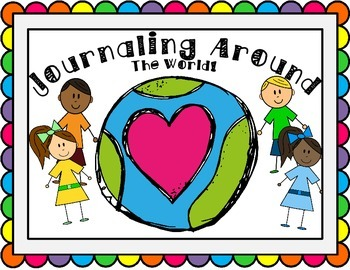 Journaling Around the World! A Multicultural, Interactive Writing Experience!