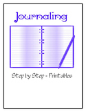 Journaling - Getting Started - Unit Study Part 1 of 4
