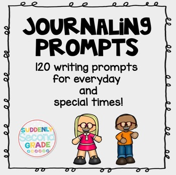Journaling Prompts: 108 Writing Prompts