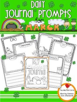 Journaling Prompts (January - May) Bundle #2
