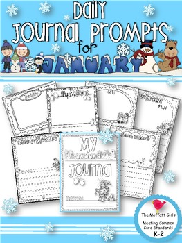 Journaling Prompts for January