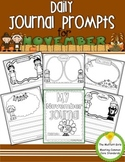 Journaling Prompts for November