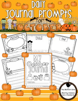 Journaling Prompts for October