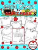 Journaling Prompts for September