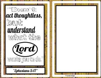 Journaling through Bible: 1st Edition (Digital & Printable)