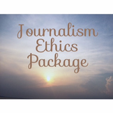 Journalism Code of Ethics: Analyzing and Making Ethical Decisions