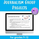 Journalism Group Projects