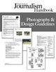 Journalism Handbook and Stylebook {Editable}