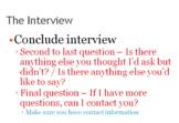 Journalism Interviewing Mini Unit